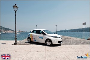Garda Uno Electric Mobility - Temporary User