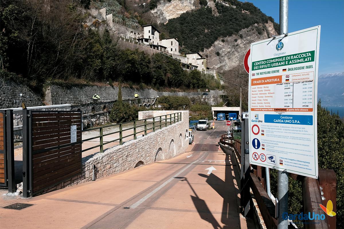 Isola Ecologica San Felice Sul Panaro chiusura centri di raccolta - gardauno spa | per la tutela