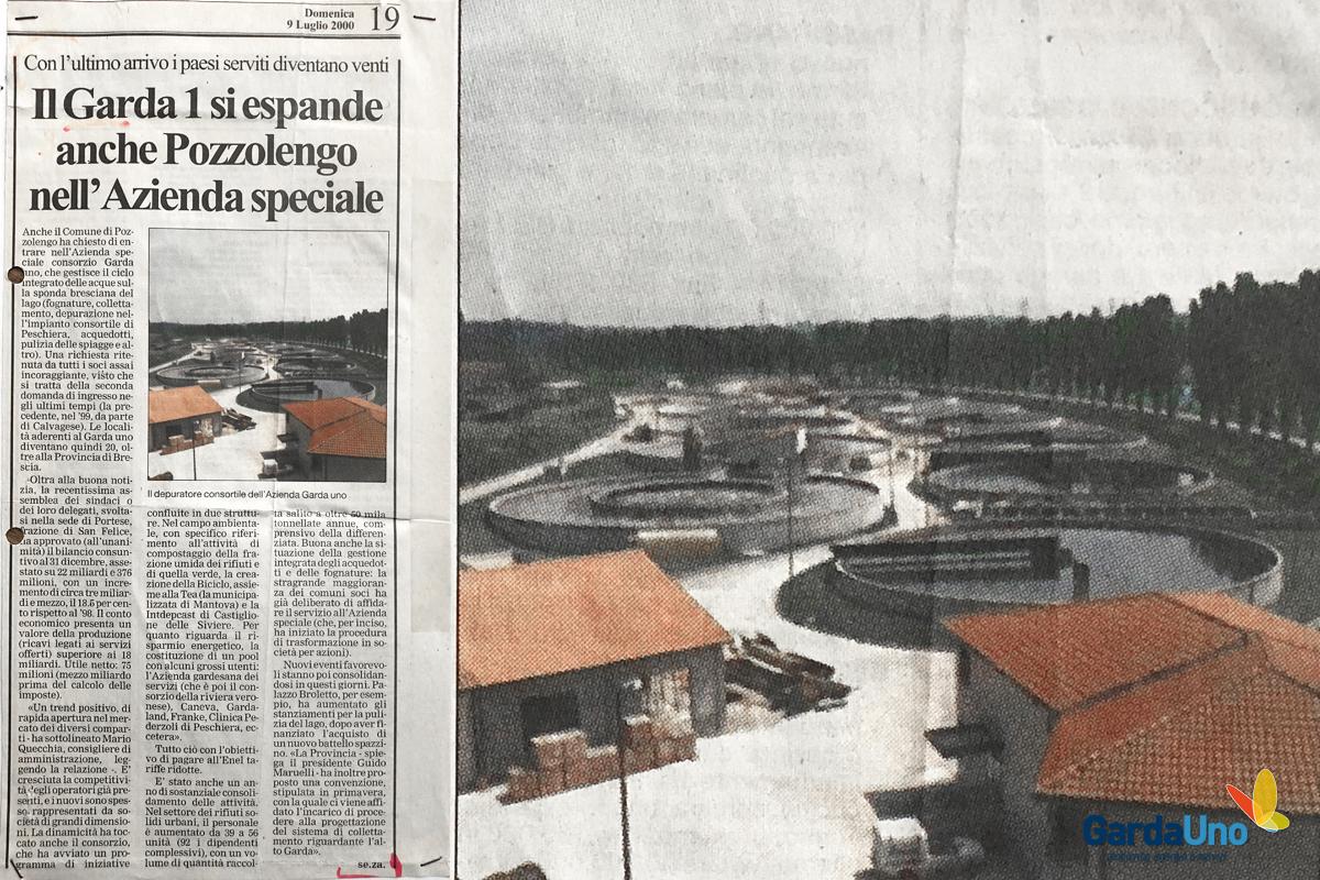 Isola Ecologica Castiglione Delle Stiviere il garda 1 si espande anche a pozzolengo nell'azienda