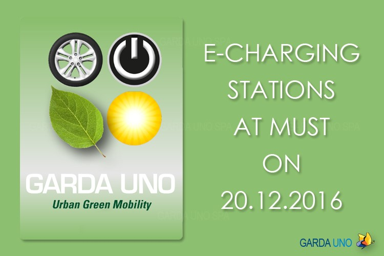 E-Charging Stations at Must on 20.12.2016