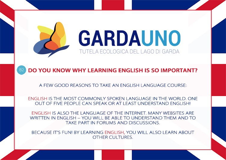 Do you know why learning English is so important?